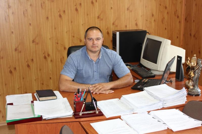 Начальник Усатовская ВМ Беляевского РО милиции подполковник Мишеченко В. П.