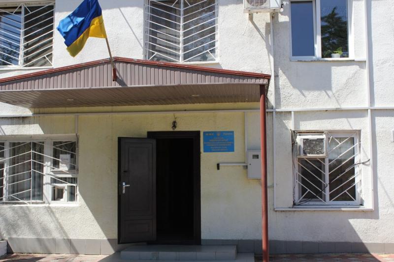 Фасад здания Усатовская ВМ