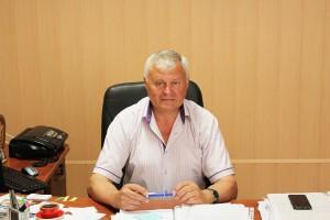 Маковейчук Юрий Иванович, председатель Усатовского сельского совета