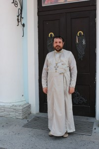 Протоиерей Михаил Маслобоев