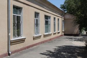 Здание Усатовской амбулатории