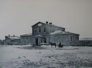 Народное училище в городском доме на Малом Куяльнике, сооруженное в ознаменование  десятилетия  царствования ГОСУДАРЯ ИМПЕРАТОРА