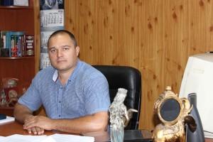 Начальник Усатовского ОМ подполковник Мишеченко В. П.