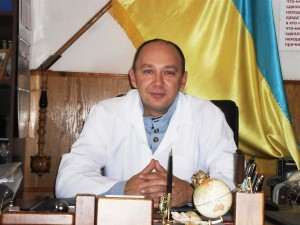 Главный врач - к.мед.н. Прусс Станислав Валентинович