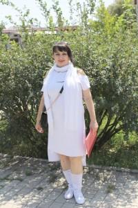 Керівник з культури села Усатове - Трубчанінова Інна Сергіївна