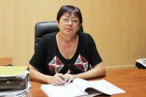 Пашкова Валентина Олександрівна