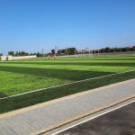 Открытие спортивного комплекса, построенного под эгидой Усатовского сельского совета
