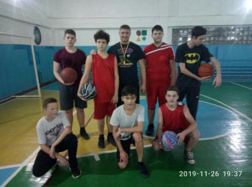 Волейболісти. хлопці - копия