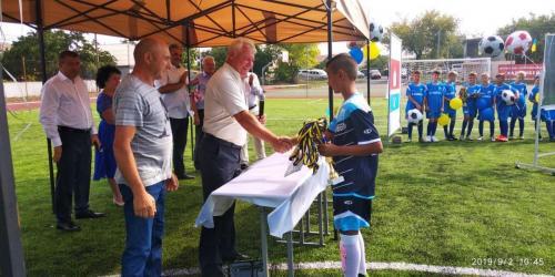 нагородженя футболістів