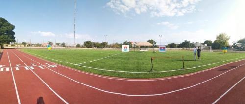 панорамне фото стадіону