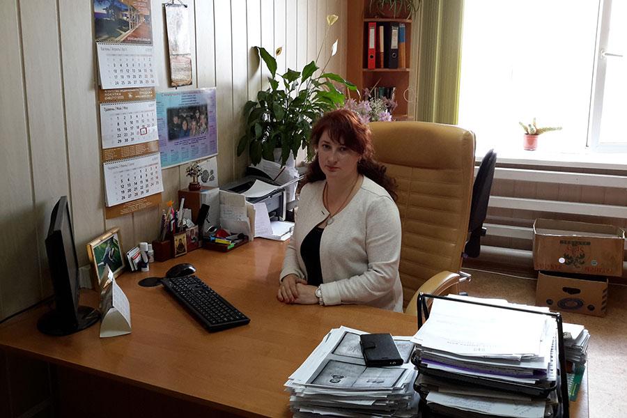 Каргунова Юлія Вікторівна - землевпорядник Усатівської сільської ради