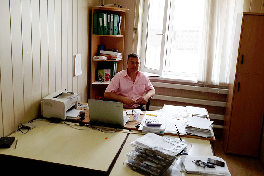 Стариченко Олексій Миколайович - директор КЕП УСС