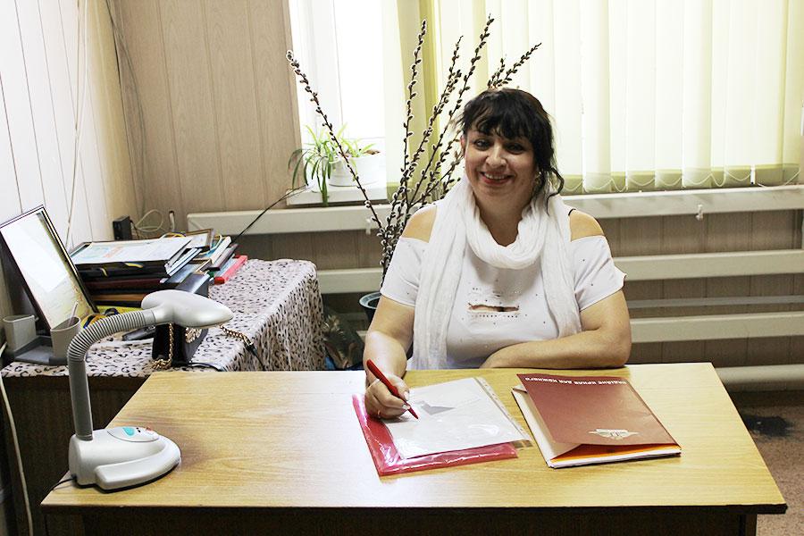 Трубчанінова Інна Сергіївна - директор сільського клубу Усатівської сільської ради