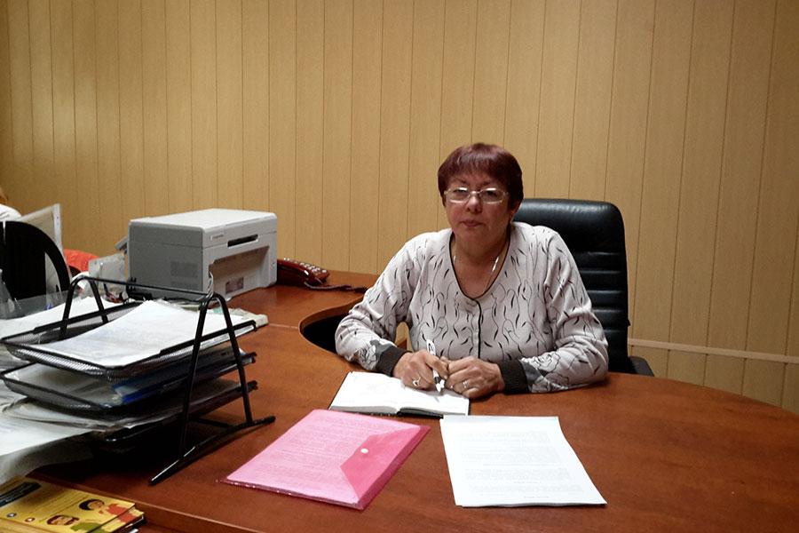 Пашкова Валентина Олександрівна - заступник голови Усатівської сільської ради