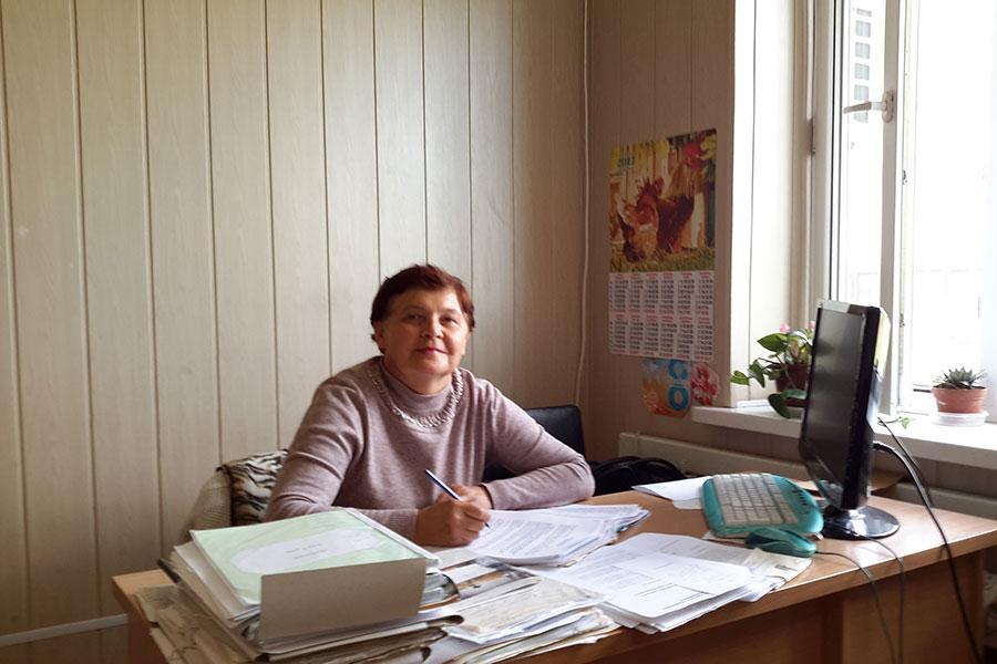 Сербіна Світлана Миколаївна - бухгалтер Усатівської сільської ради