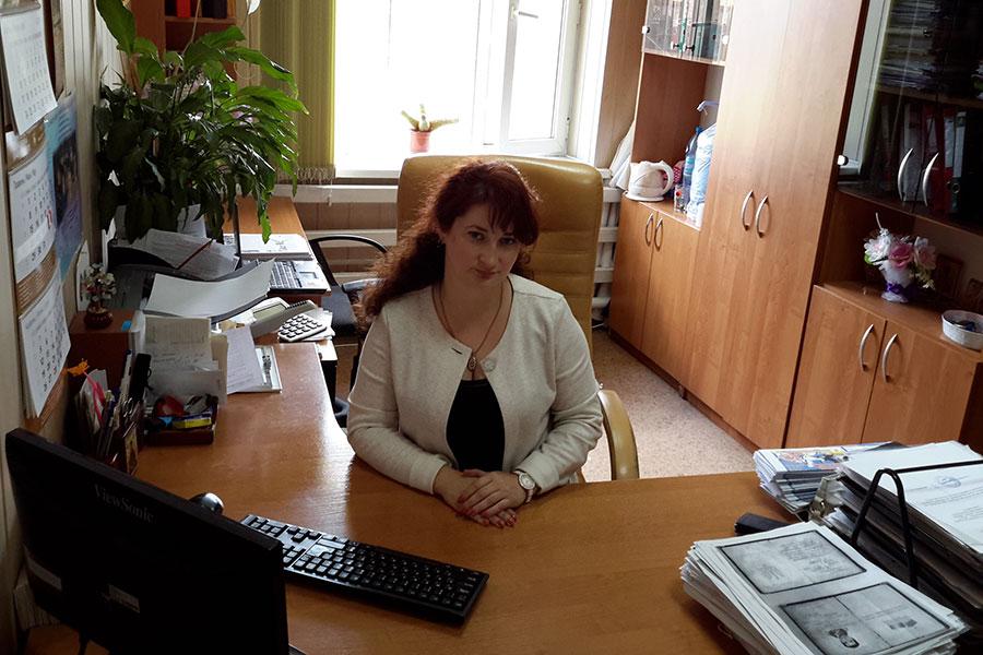 Каргунова Юлія Вікторовна - землевпорядник Усатівської сільської ради