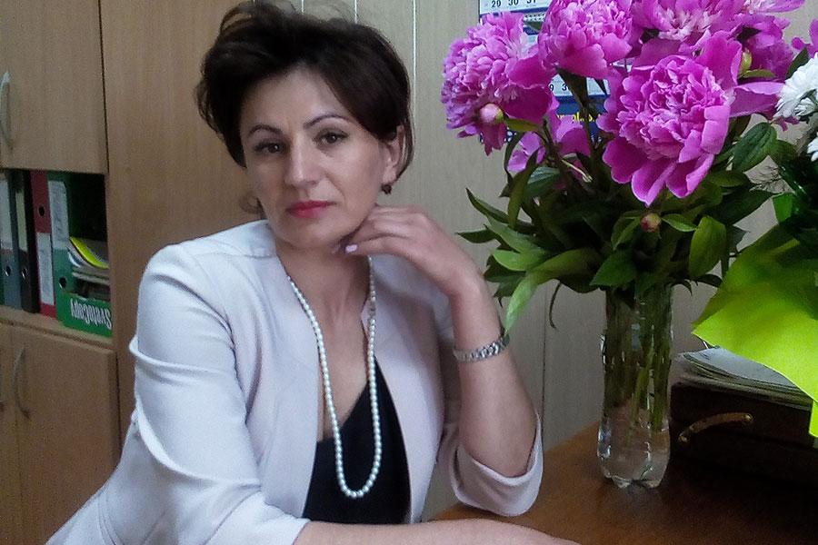 Смірна Інна Вікторовна - інспектор ВОС Усатівської сільської ради