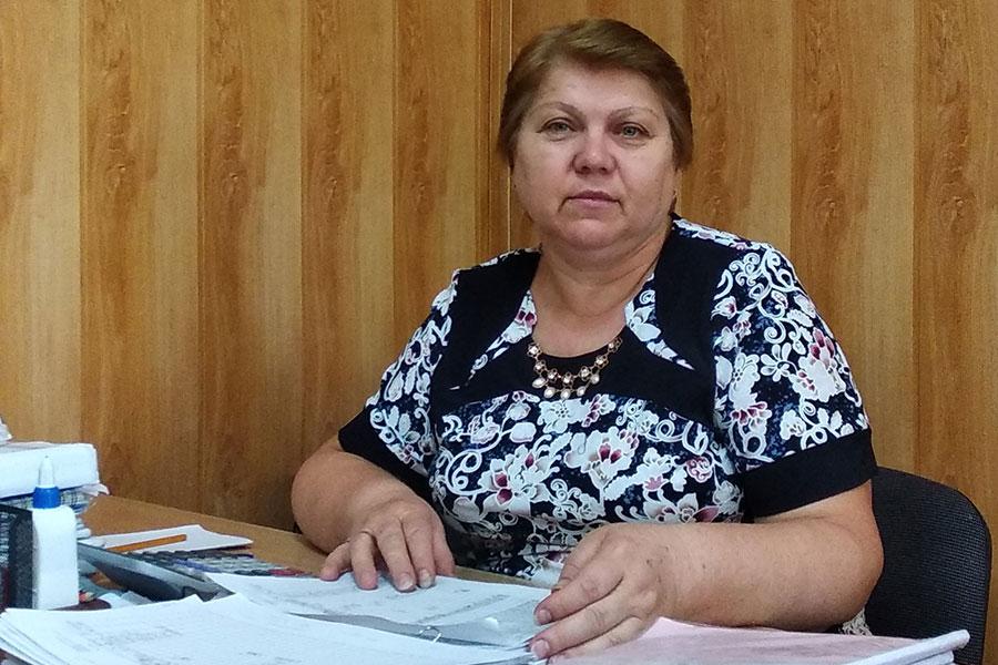 Гайденко Валентина Петрівна - бухгалтер