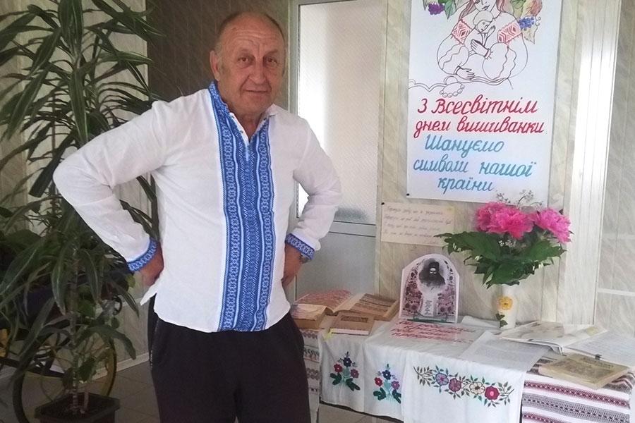 Трубчанінов Олександр Тимофійович - водій автобуса