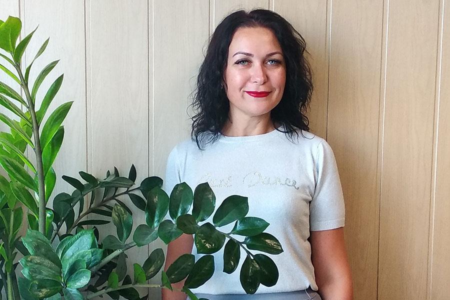 Радванська Ольга Василівна - директор КЕП УСС