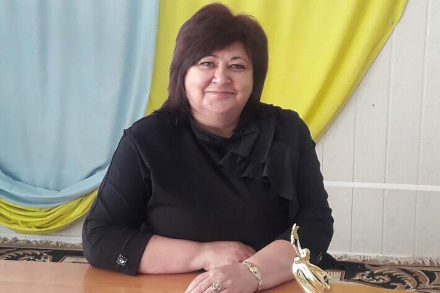 Торончук Ірина Григорівна - інспектор з благоустрою