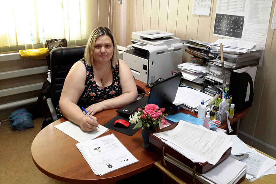 Григор'єва Олена Юрійовна - спеціаліст з питань соціального захисту населення